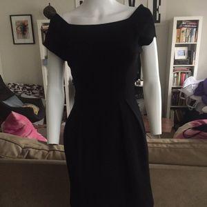 Diane von Furstenburg Wool Jersey Sheath Dress